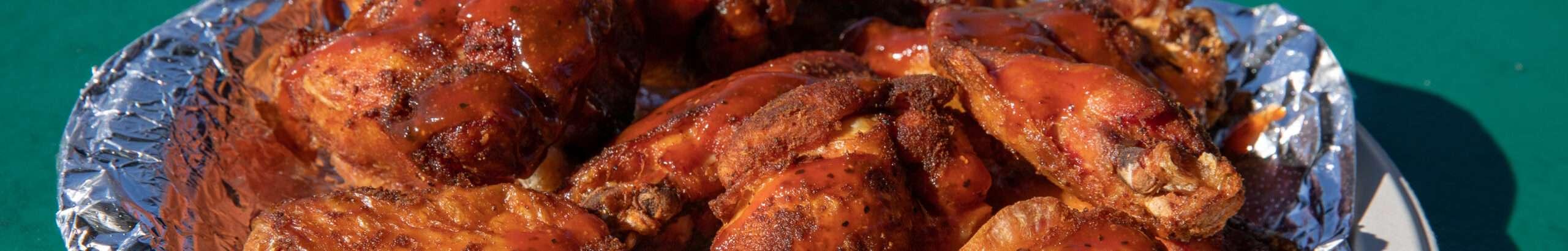Smokey Chicken Wings