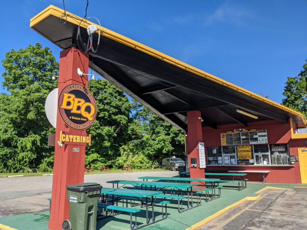 Commonwealth BBQ location